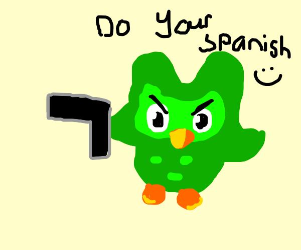 do your spanish or duo make you vanish