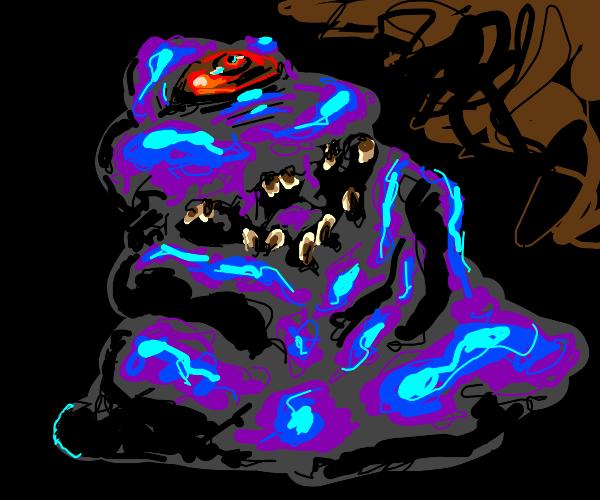Red eye monster