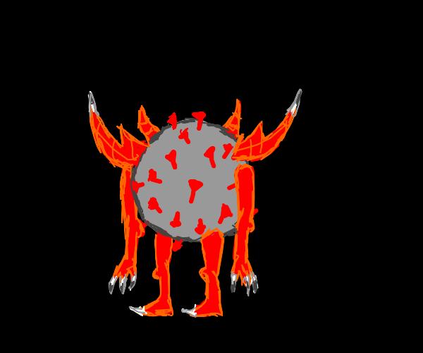 CoronaVirus is the Devil