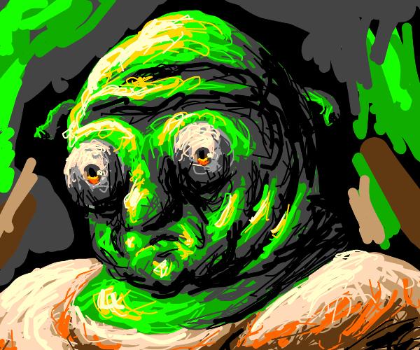 Young Shrek