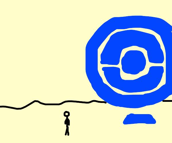 Giant PokeStop