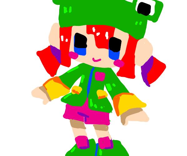 Rana From Minecraft