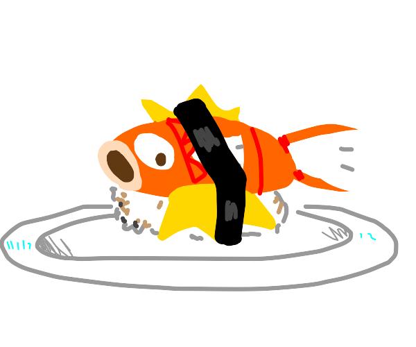Poke-sushi!