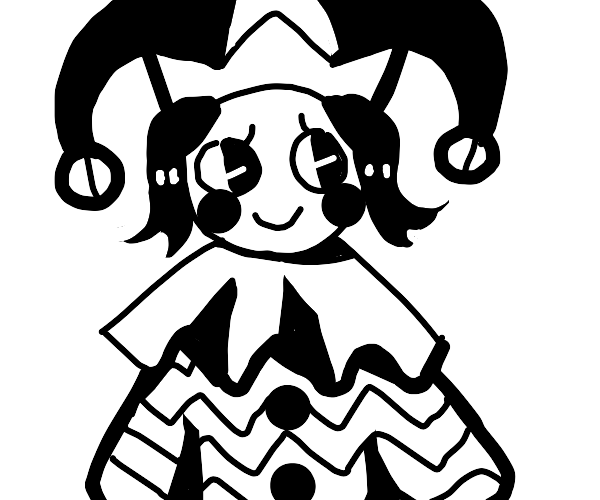 cute jester