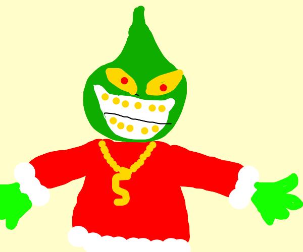 Thug Grinch