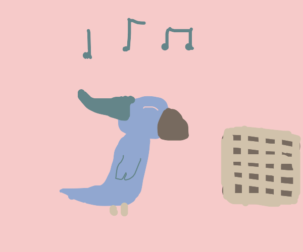 birds vibing to minecraft jukebox