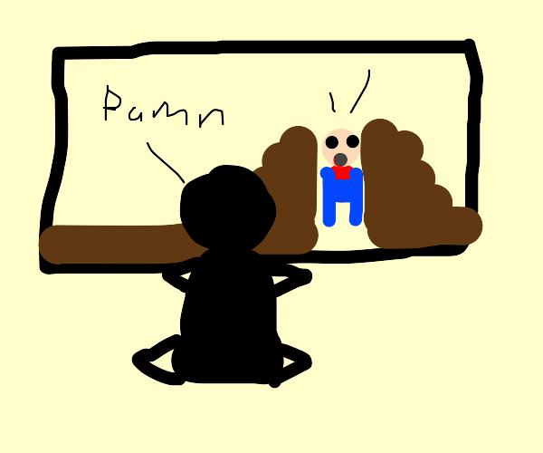 gamer failing to game