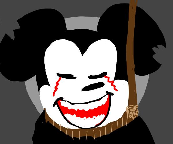 creepy pasta micky mouse