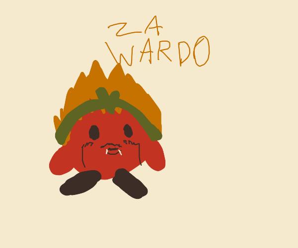 Dio + Kirby. Im serious.