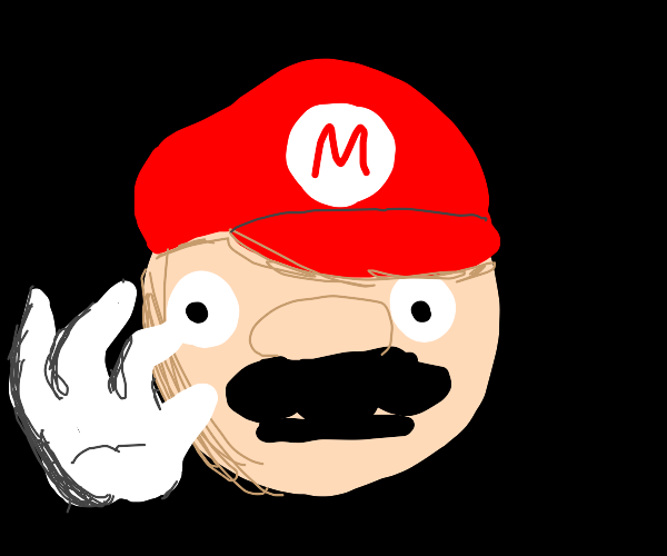 Mario Vibe Checks You