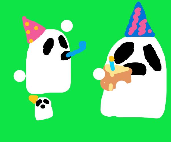 ghost birthday