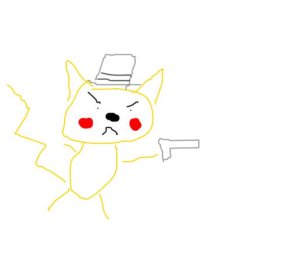 pikachu joins the mafia