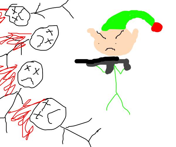 elf that killed 76 orphanes