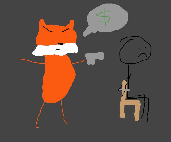fox ransom