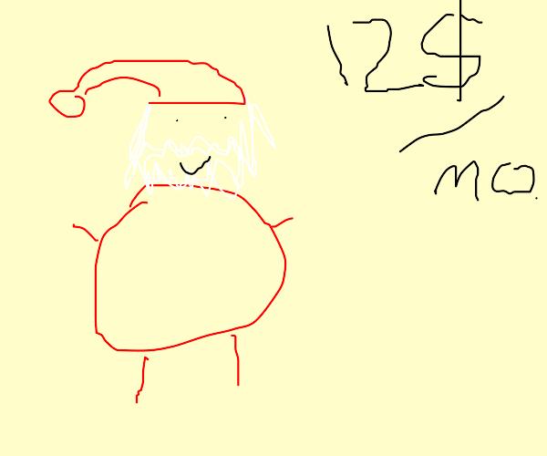 Santa premium