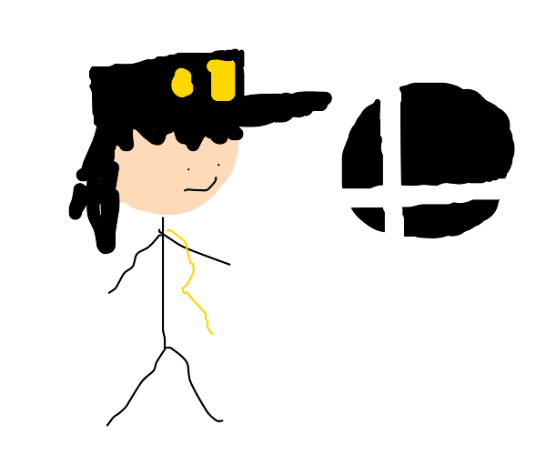 Jotaro wants to be in Smash