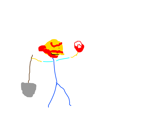 Scottish pokemon trainer