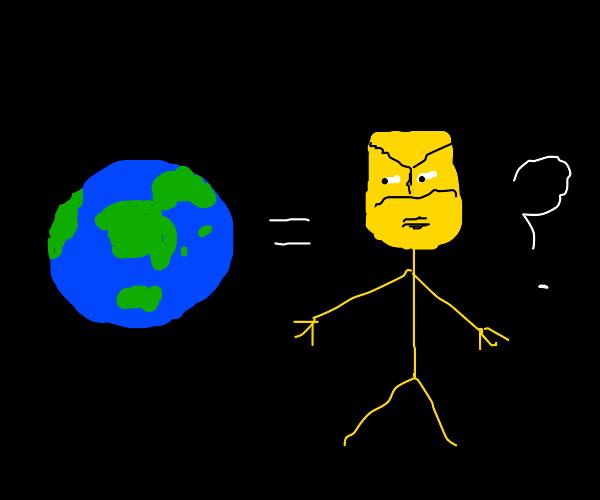 yo... is earth just a big jojo reference....