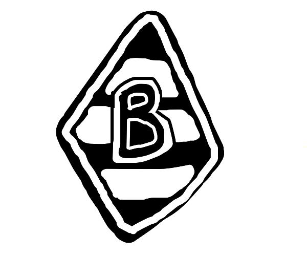 Borussia Moenchengladbach Logo Drawception