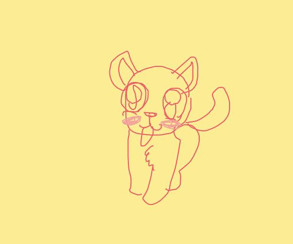 Cute Kitten Bleps