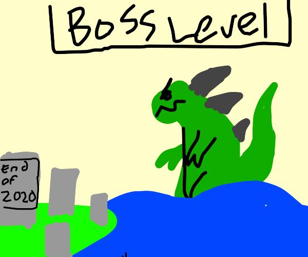 Secret 2020 Boss Level