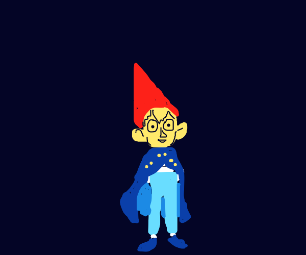 old wirt from over the garden wall