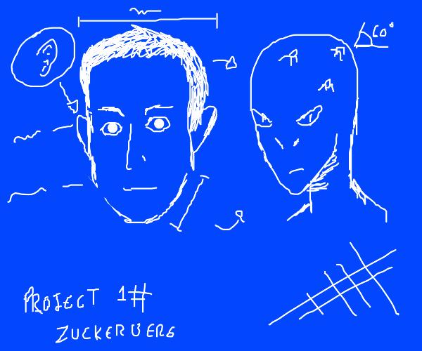 blueprints to create a zuckerberg