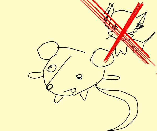 Goofy Mouse
