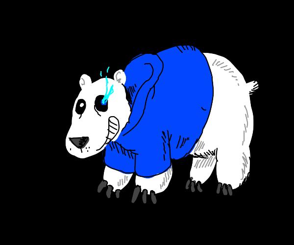 Bear as Sans