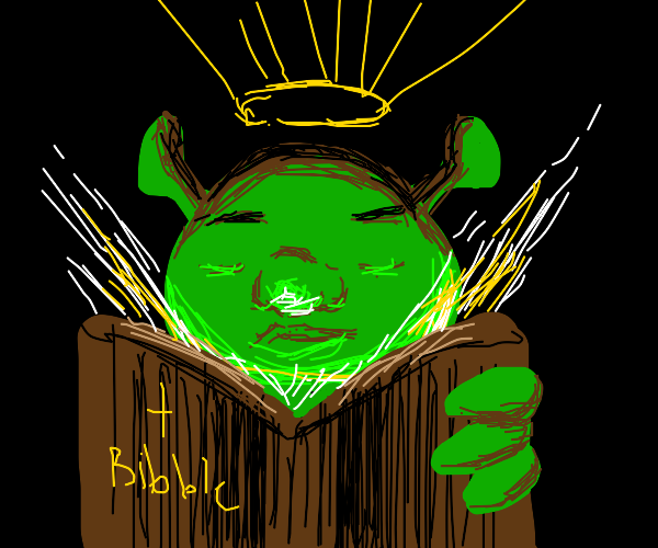 the bibble by shreck