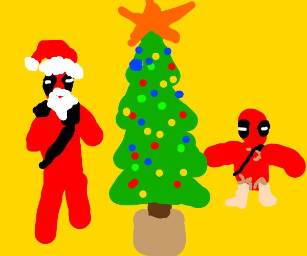 A Deadpool Christmas