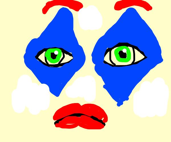 The Joker (cover art?)