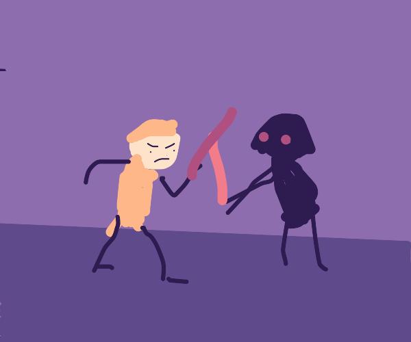 Luke v. Vader