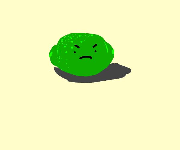 Angry Lime