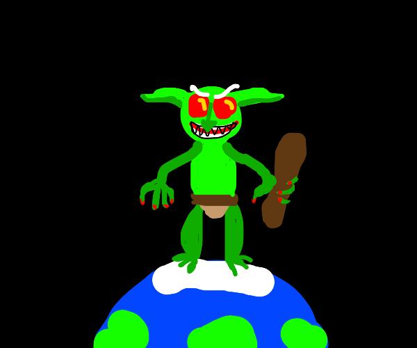 Colossal Goblin