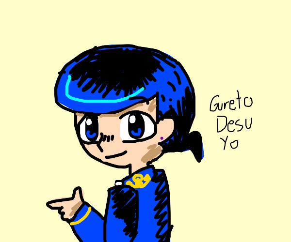Josuke says gureto desu yo