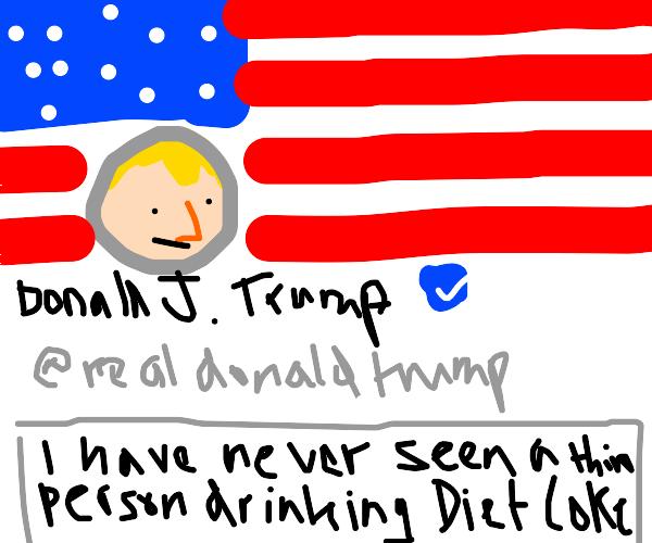 donald trumps twitter