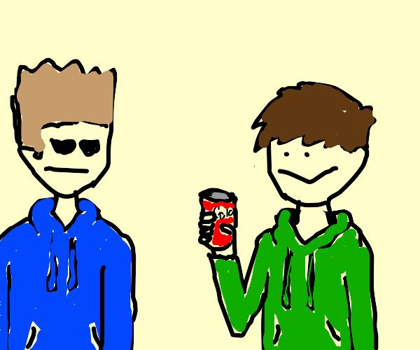 Edd and Tom (Eddsworld)