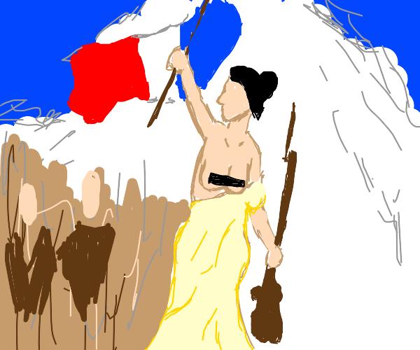 civil war in france