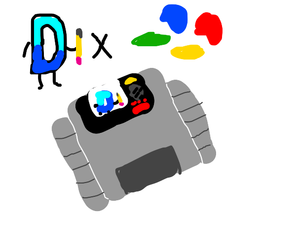 Drawception: Now on Super Nintendo!