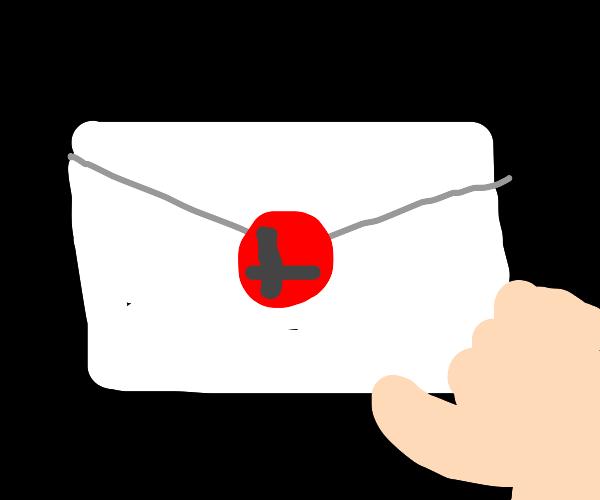 Super Smash Letter