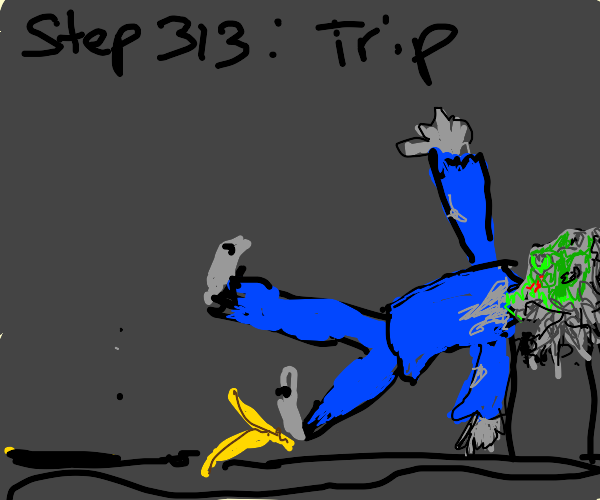 Step 312: Rise from the grave
