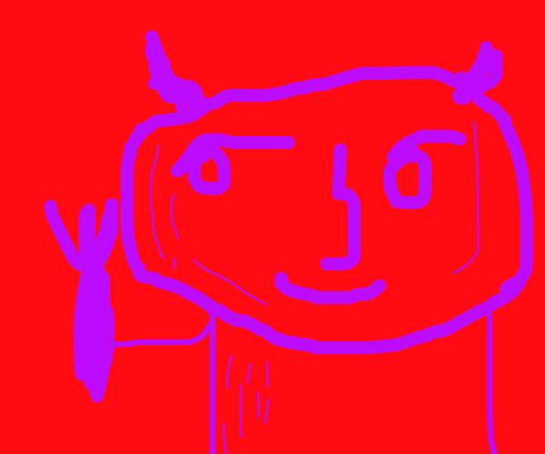 Demon Lenny face