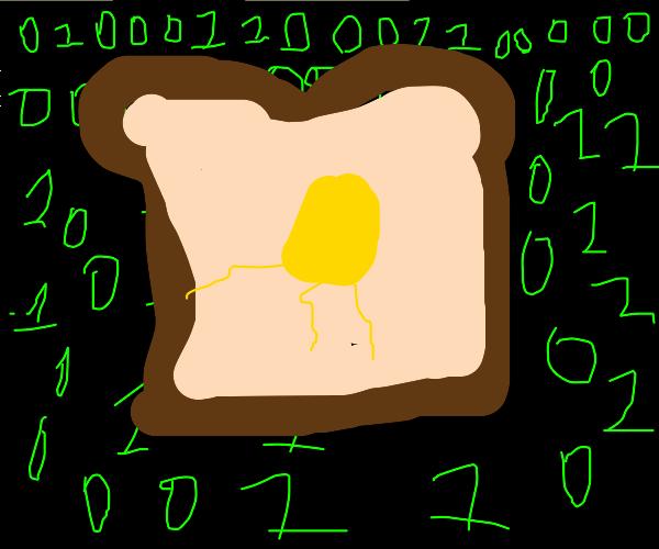 Binary toast
