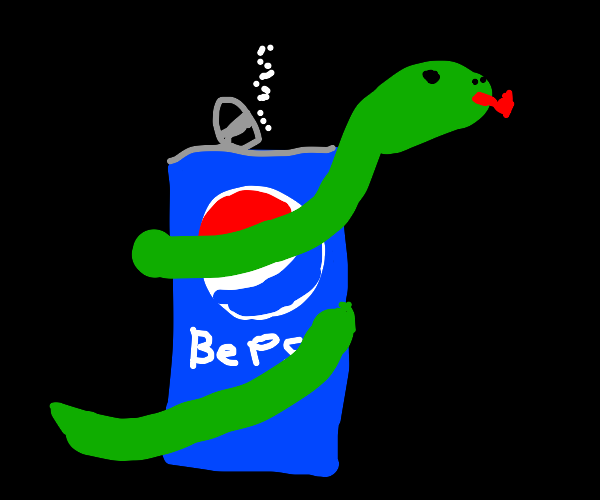 Pepsi Snake
