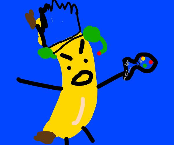 epic ninja banana
