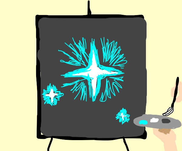 Painting with a Star