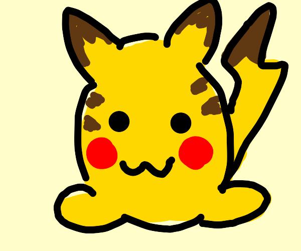thicc pikachu