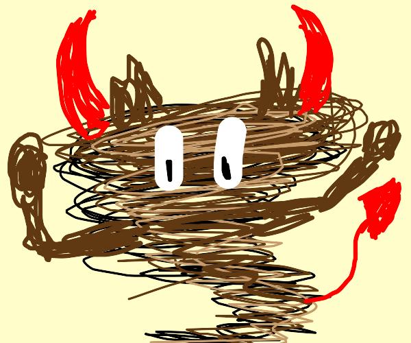 Evil Tasmanian Devil