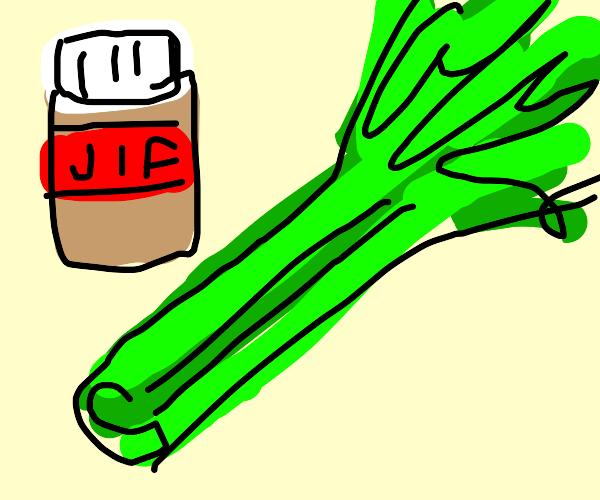 1990's Celery